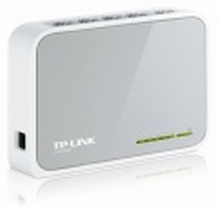 TP-LINK NET SWITCH 10/100, 5 PORTS