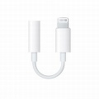 ADAPTER LIGHTNING NAAR 3,5MM-KOPTELEFOONAANSLUITING